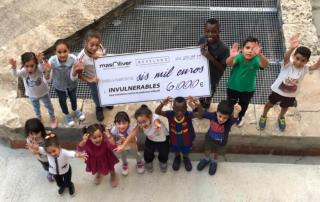 Proyecto #Invulnerables por la pobreza infantil